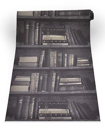 Mineheart Bookshelf dark Tapetti