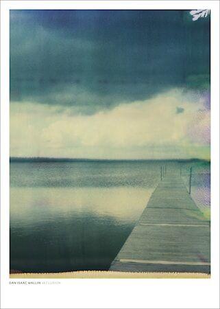 Dan Isaac Wallin Seclusion poster – 50x70