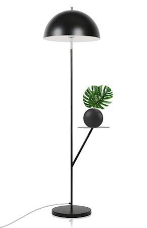 Globen Lighting Butler Lattilamppu Musta