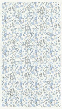 Ekelund Lintu Sininen Pöytäliina 145X145 CM