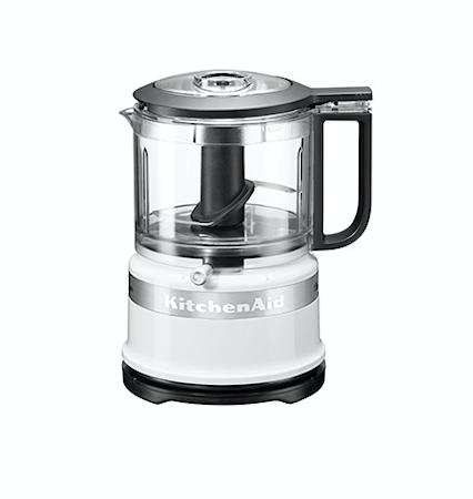 KitchenAid Mini Foodprocessor 0,95 litraa Valkoinen
