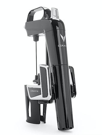 Coravin Model 2 Elite Viinijärjestelmä Piano Musta