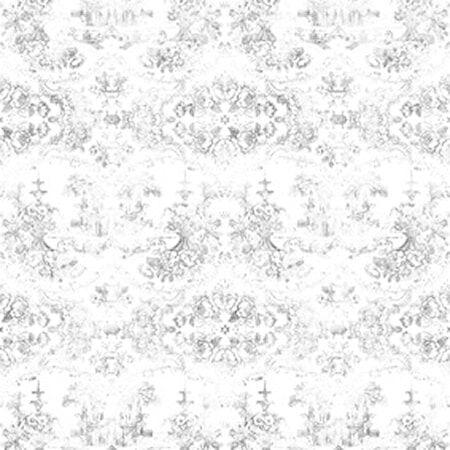 Mineheart Delft baroque Tapetti – Almost white