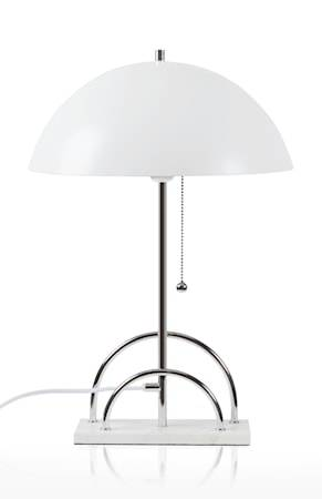 Globen Lighting Sarah Pöytälamppu Valkoinen