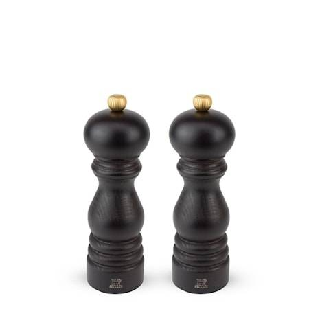 PEUGEOT Paris Duo Suola- & Pippurimylly 18 cm Suklaa