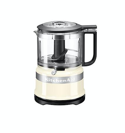 KitchenAid Mini Foodprocessor 0,95 litraa Creme