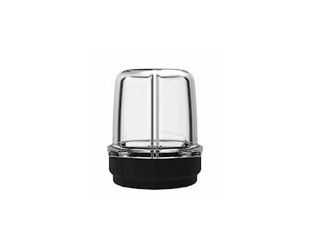 Magimix Minichopper Tehosekoittimeen Läpinäkyvä/Musta