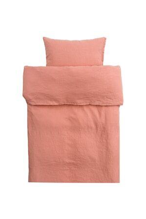Himla Pussilakana Sunshine 160x210 cm - Vaaleanpunainen