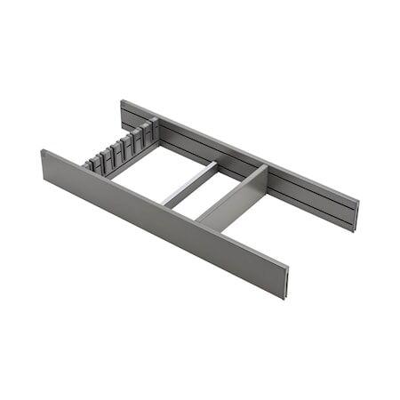 Beslag Design FLEX BASIC Veitsisetti 200/550 orion harmaa
