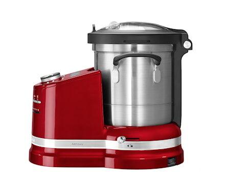 KitchenAid Artisan kypsennyslaite metallinpunainen 2,5 L