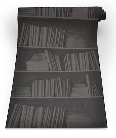 Mineheart Bookshelf black Tapetti
