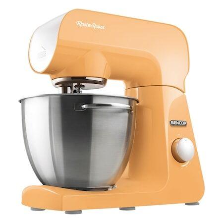 Sencor Keittiökone Pastell Oranssi