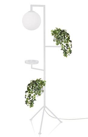 Globen Lighting Astoria Lattilamppu Valkoinen