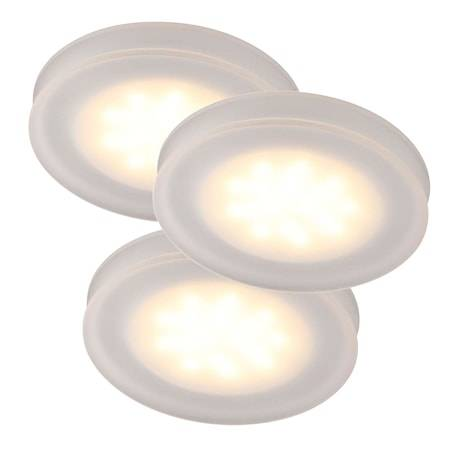 Nordlux Thetis LED 3-kit Kohdevalaisin