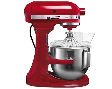 KitchenAid Heavy Duty yleiskone punainen 4,8 L