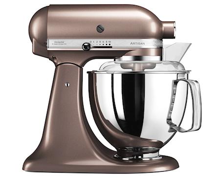 KitchenAid Artisan 175 Yleiskone 4,8 litraa Prossi metallinen