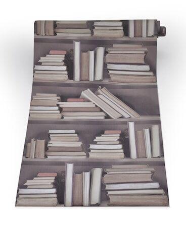 Mineheart Bookshelf vintage Tapetti