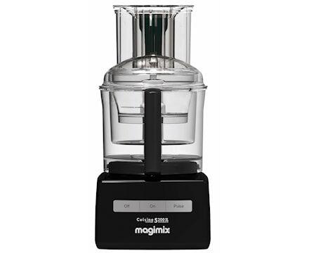 Magimix Jubileum 5200 XL Monitoimikone 1100W Musta