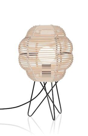 Globen Lighting Wagner Pöytälamppu Natur