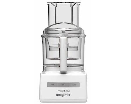 Magimix Jubileum 5200 XL Monitoimikone 1100W Valkoinen