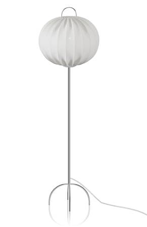 Globen Lighting Scandi Lattilamppu Kromi