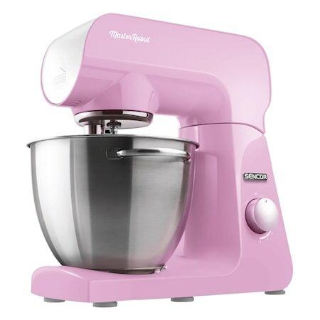 Sencor Keittiökone Pastell Vaaleanpunainen