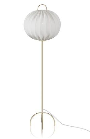 Globen Lighting Scandi Lattilamppu Harjattu Messinki