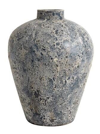 MUUBS Luna Ruukku Kivi blue Terracotta 40x32 cm