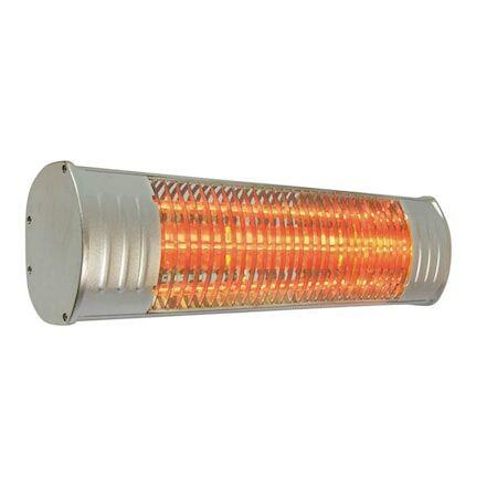 Heatlight Quartz lämmitin VLH20 platina