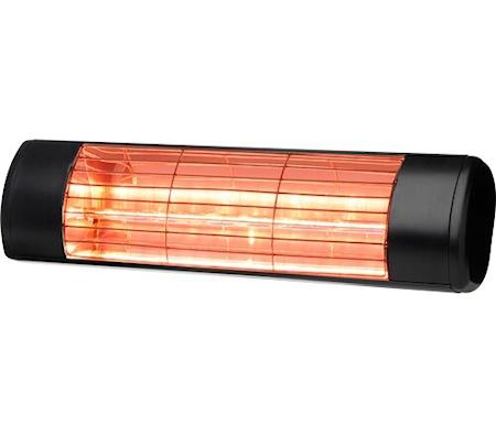 Heatlight Quartz lämmitin HLW15 musta
