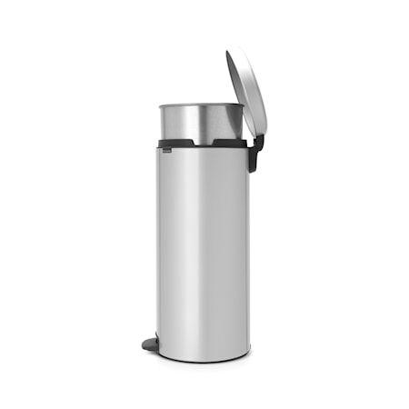 Brabantia Poljinroskakori newicon, metallinen sisäämpäri 30 L metalli Harmaa