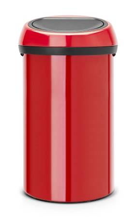Brabantia Touch Bin® 60 L Red