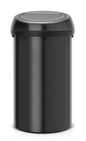 Brabantia Touch Bin® 60 L Matt Black