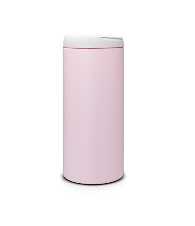 Brabantia FlipBin vaaleanpunainen/vaaleanharmaa 30 L