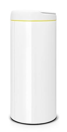 Brabantia FlipBin valkoinen/harmaa 30 L
