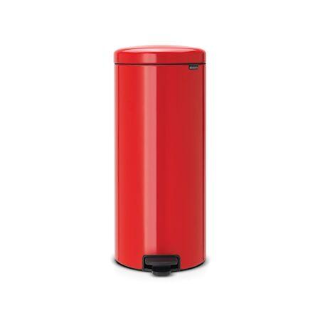 Brabantia Poljinroskakori newicon, muovinen sisäämpäri 30 L Passion punainen