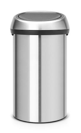 Brabantia Touch Bin® 60L Matt Steel