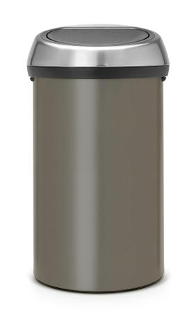 Brabantia Touch Bin® 60 L F.P.P. Kansi Platinum