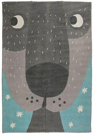 Nattiot Annibal Vintage Matto 100x140 cm