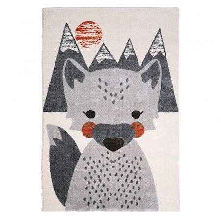Nattiot Mr Fox Matto 100x150 cm