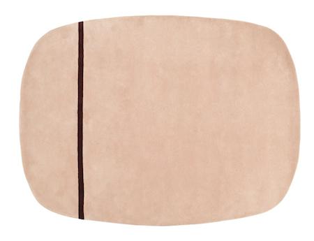 Normann Copenhagen Matto rosa 175x240cm