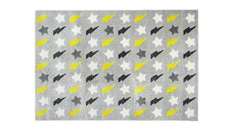 Nattiot Bolt Jaune Matto 120x170 cm