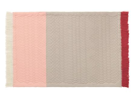 Normann Copenhagen matto Rosa/Hiekka