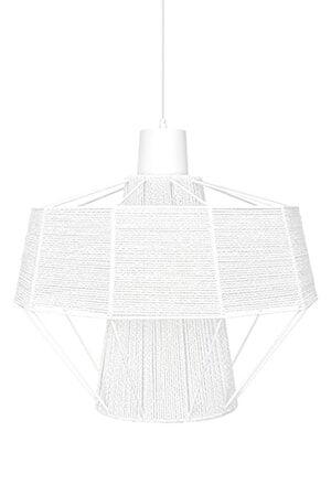 Globen Lighting Kattolamppu Layer Valkoinen