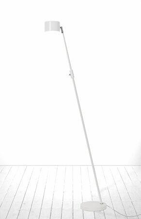 Globen Lighting Lattiavalaisin Jake Valkoinen