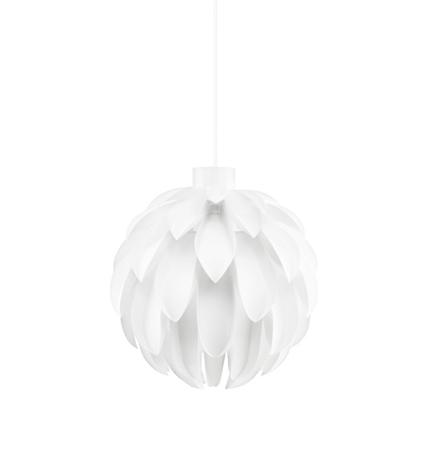 Normann Copenhagen 12 Lamppu Valkoinen L