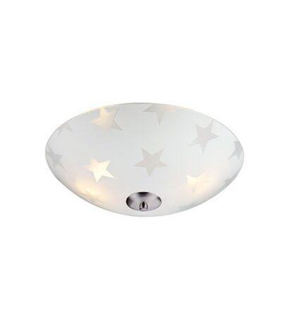 Markslöjd Star LED Plafondi Huurre 35 cm