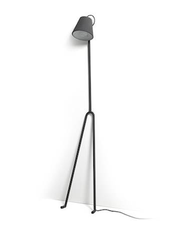 Design House Manana Lamppu harmaa