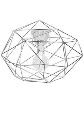 Globen Lighting Kattovalaisin Diamond Kromi