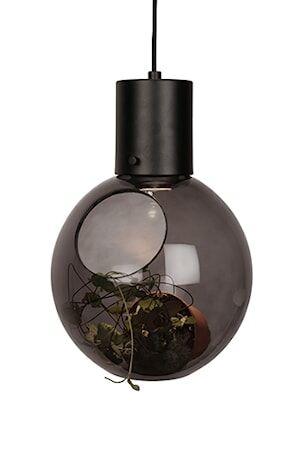 Globen Lighting Kattolamppu Mini Hole Savu / Mattamusta